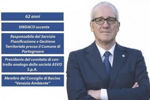 [Concordia, Claudio Odorico rieletto sindaco]