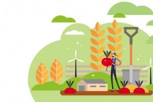 [La sostenibilità delle produzioni agricole: opportunità per il territorio]