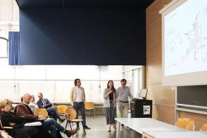 [Cinto, il progetto di rigenerazione del centro alla Biennale Spazio a Roma]