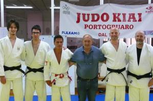 [Tempo di promozioni al Judo Kiai Atena]