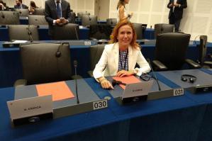 [Rosanna Conte (Lega), nuova coordinatrice Gruppo Identità e Democrazia nella Commissione Pesca del Parlamento Europeo]
