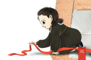 """[""""La bambina dal nastro rosso"""", Stella Nosella presenta il suo libro a Portogruaro]"""