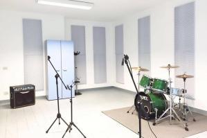 """[Centro Musicale Concordiese, servizio sospeso per ospitare gli alunni della """"Carducci""""]"""