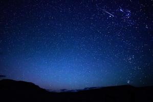 [La notte delle stelle cadenti al bosco di Bandiziol]