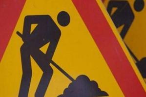 [Manutenzione rete gas all'intersezione di viale Isonzo e viale Udine ]