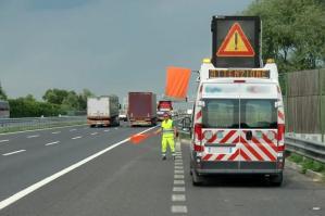 [Due incidenti tra Tir: code e traffico in A4]