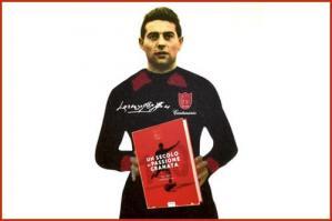 """[Centenario Portogruaro Calcio: domani convegno con Buffon e presentazione del libro """"Un secolo di passione granata""""]"""
