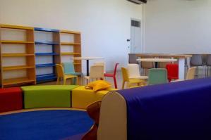[Pramaggiore, nuovo spazio per bambini alla biblioteca comunale]