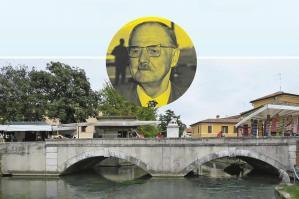 """[""""Un uomo, un ponte"""" per ricordare il tenente Julius Raab]"""