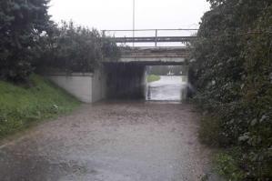 [Maltempo a Portogruaro, altre piogge in arrivo]