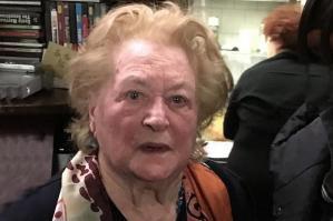 """[Portogruaro piange Elda Brunzin, titolare della Trattoria """"Tre Scalini""""]"""
