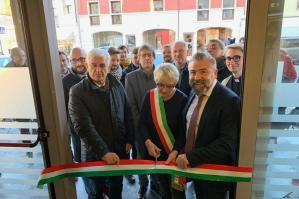 [Asvo, inaugurato il nuovo Eco-Sportello a Portogruaro]