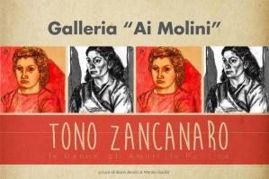 [Le opere di Tono Zancanaro in mostra a Portogruaro]