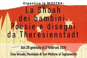 """[A San Michele la mostra """"La Shoah dei Bambini""""]"""
