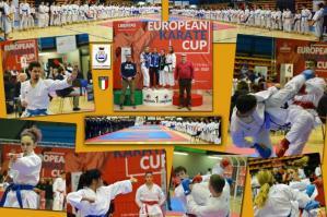 [Abilità e tecnica all'European Cup Libertas di Karate a Caorle]