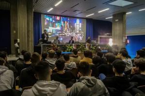 [Fake news: l'esperto Massimo Polidoro ha incontrato gli studenti dell'ISIS