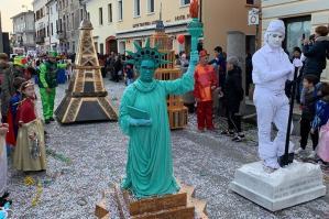 [Concordia, il Piazzale vince la sfilata di Carnevale 2020]
