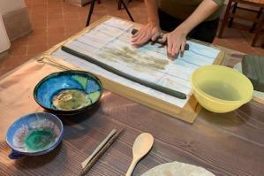 [Nuovo corso di ceramica al Cortino del Castello di Fratta]
