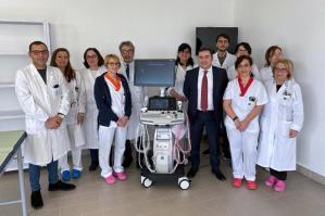 [All'ospedale di Portogruaro è in funzione il nuovo Fibroscan]