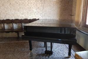 [Il giovane pianista Riccardo Benvenuto in concerto dalla Sala Consiliare di Portogruaro]