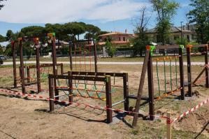 [Decoro urbano e nuovi giochi nei parchi: San Michele stanzia 115 mila euro]