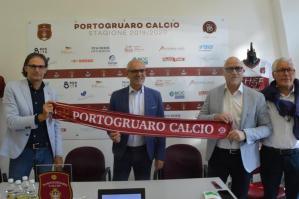 [Stefano De Agostini nuovo mister del Portogruaro Calcio]