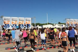 [Bibione Beach Fitness: lo sport è protagonista a Bibione dal 18 al 20 settembre]