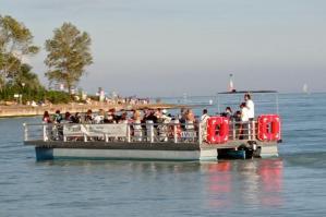 [Passo barca Bibione-Lignano: oltre 50mila passeggeri in 2 mesi]