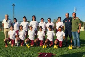 [Portogruaro Calcio Femminile: l'Under12 è ufficiale]