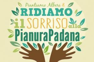 """[Anche Gruaro ha aderito al progetto """"Ridiamo il sorriso alla Pianura Padana""""]"""