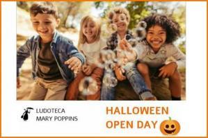 [Halloween Open Day alla Ludoteca Mary Poppins]