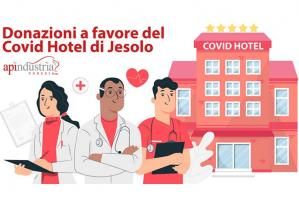 [Solidarietà per la sanità locale da Apindustria Venezia]