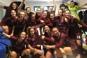 [Prima vittoria per la formazione femminile del Portogruaro Calcio]