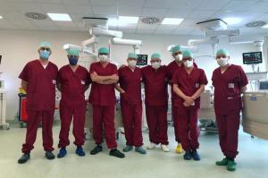 [All'ospedale di Portogruaro la Recovery Room finanziata dalla famiglia Marzotto]