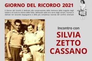 [Il racconto dell'esule Silvia Zetto Cassano per il Giorno del Ricordo]