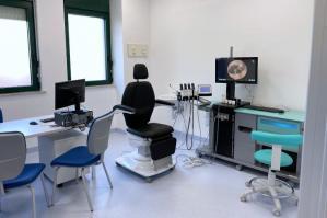 [Inaugurati i nuovi ambulatori di Gastroenterologia e Otorinolaringoiatria ]