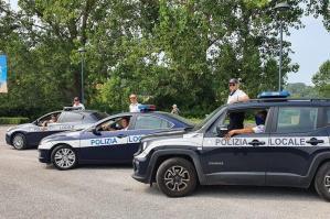 [Sicurezza stradale e rispetto DPCM: più controlli dalla Polizia Locale Veneto Est]