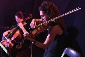 """[L'Ass. Per Annone propone il concerto di musica classica """"Duo archi""""]"""