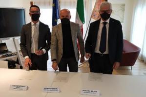 [Dal 2021 al 2023 Caorle incoronerà i campioni italiani di Beach Volley]