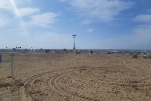 [Bibione: terminati i lavori di ripascimento della spiaggia]