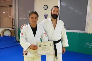 [Judo Kiai Atena: il dr. Tosolini nuovo aspirante allenatore della FIJLKAM]