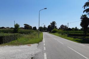 [Nuova pista ciclopedonale da Pozzi a San Mauro: arrivato il decreto della Città Metropolitana ]
