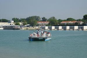 [Passi barca: servizio usufruito da 8.300 persone in pochi giorni]