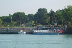 [Bibione: numeri da record per i passi barca nel mese di giugno]