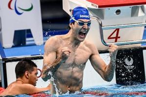 [Paralimpiadi di Tokyo: oro e record del mondo nei 100 stile libero per Antonio Fantin]