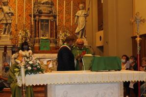 [Teglio Veneto e Cintello hanno salutato don Endris Mariano Ferraresso]