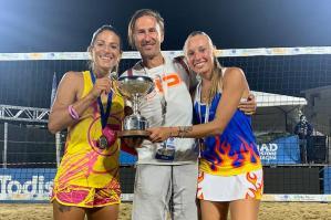 [Il Beach Tennis Bibione trionfa ai Campionati mondiali a Terracina ]