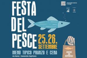 [Concordia: il weekend è dedicato alla tradizionale Festa del Pesce]