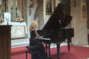 """[L'opera metropolitana presenta """"Concerto Pianistico"""" Giulia Rossini]"""