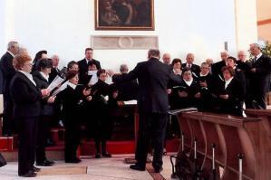 [Intervista a Bernardo Rugliano, direttore del Coro di San Nicolò di Portogruaro]